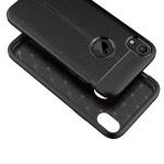 قاب محافظ ژله ای طرح چرم Auto Focus Jelly Case Apple iPhone XR