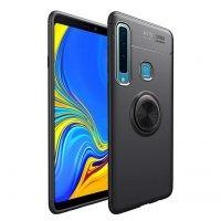 قاب محافظ ژله ای Magnetic Ring Case Samsung Galaxy A9s / A9 Star Pro / A9 2018
