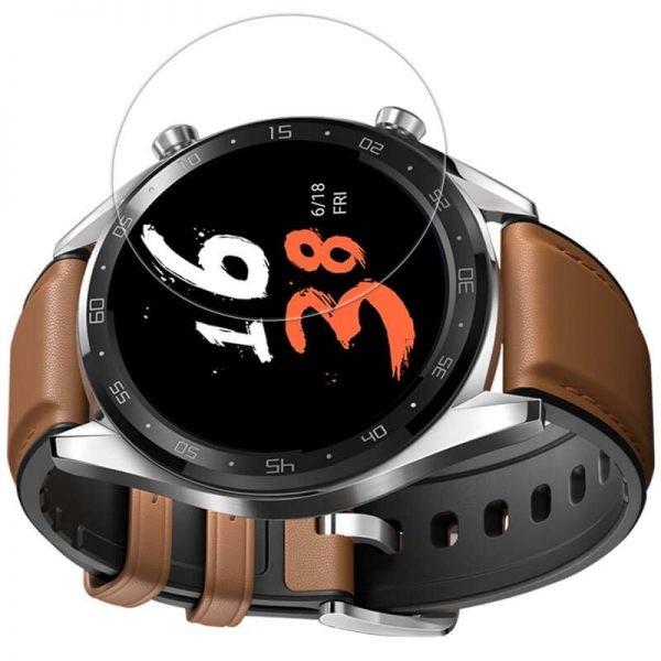 محافظ صفحه نمایش شیشه ای نیلکین هواوی Nillkin H+ Pro glass screen protector Huawei Watch GT