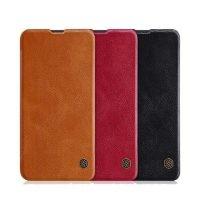 کیف چرمی نیلکین سامسونگ Nillkin Qin Series Leather Case For Samsung Galaxy A10