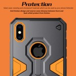 گارد محافظ نیلکین Nillkin Defender 2 Series case for Apple iPhone XS Max