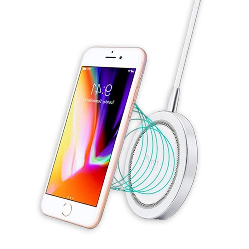 شارژر بی سیم توتو TOTU AC1515 Wireless Charging 1A
