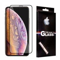 محافظ صفحه نمایش تمام چسب با پوشش کامل Full Glass Screen Protector For Apple iPhone XR