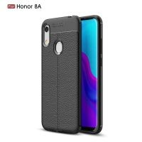 قاب ژله ای طرح چرم Auto Focus Jelly Case Huawei Honor 8A / Honor Play 8A