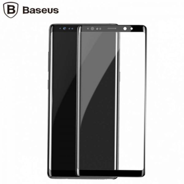 محافظ صفحه نمایش بیسوس Baseus 3D Arc Screen Protector For Samsung Galaxy Note 8