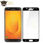 گلس فول چسب بوف Full BUFF Glass Samsung Galaxy J7 Duo