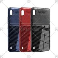 قاب فیبر کربنی سامسونگ AutoFocus Beetle For Samsung Galaxy A10