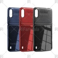 قاب فیبر کربنی سامسونگ AutoFocus Beetle For Samsung Galaxy M10
