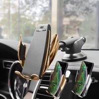 پایه نگهدارنده و شارژر وایرلس هوکو HOCO CA34 Wireless Charge