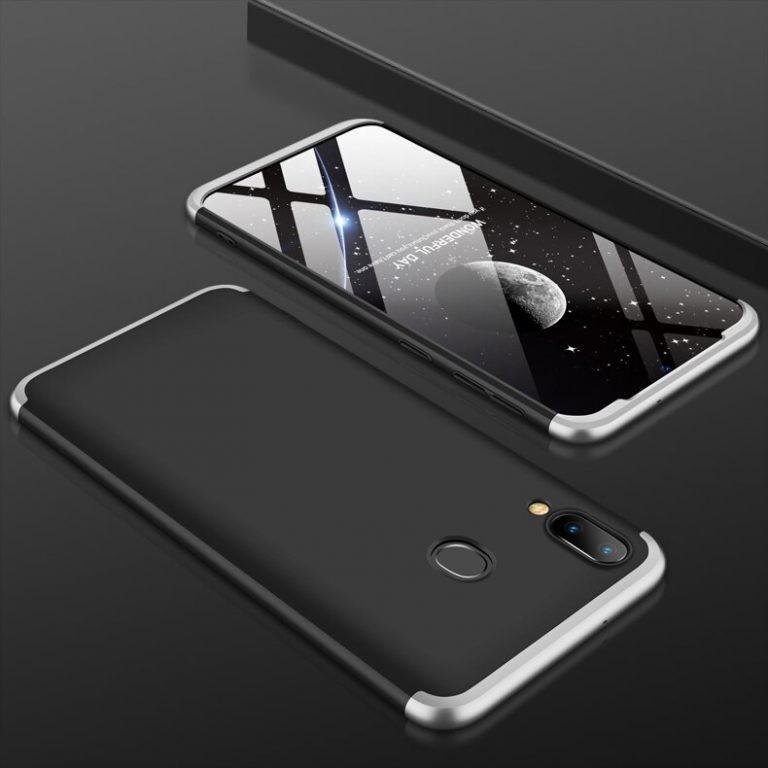 قاب محافظ با پوشش 360 درجه FULL Matte Hard Cover Case For Samsung Galaxy A20