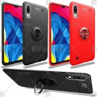 قاب محافظ ژله ای Magnetic Ring Case Samsung Galaxy M10