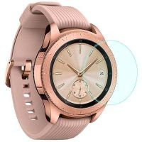 محافظ صفحه نمایش شیشه ای ساعت هوشمند سامسونگ Glass Screen Protector For Samsung Galaxy Watch 42MM