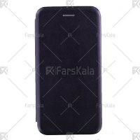 کیف محافظ چرمی هوآوی Standing Magnetic Cover Huawei Nova 3