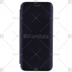 کیف محافظ چرمی سامسونگ Standing Magnetic Cover Samsung Galaxy S8 Plus