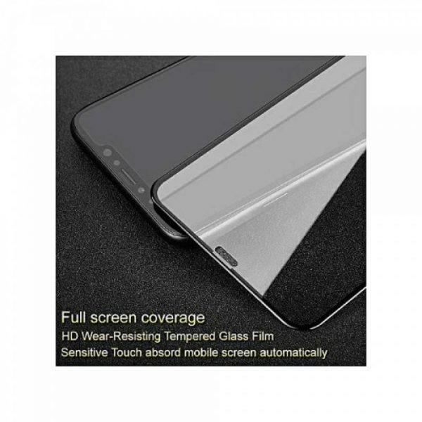 محافظ صفحه نمایش تمام چسب با پوشش کامل Full Glass Screen Protector For Apple iPhone X / XS