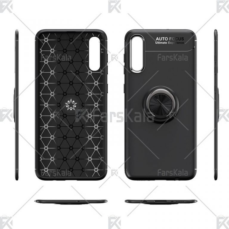 Magnetic Ring Case Samsung Galaxy A70