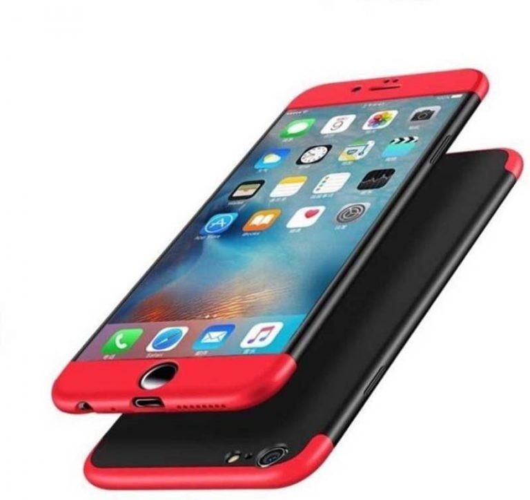 قاب محافظ با پوشش 360 درجه اپل GKK 360 Full Case For Apple iPhone 8