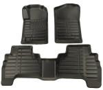کفپوش چرم سه بعدی بابل برای خودرو سوزوکی ویتارا