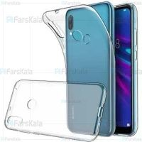 قاب محافظ ژله ای 5 گرمی کوکو هواوی Coco Clear Jelly Case For Huawei Y6 2019 / Y6 Prime 2019