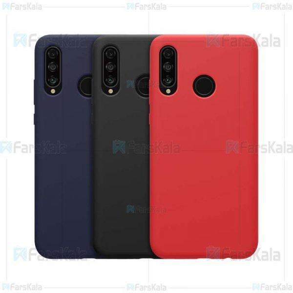 قاب محافظ نیلکین هواوی Nillkin Flex PURE Case For Huawei P30 Lite / Nova 4e