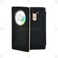 کیف کلاسوری اصلی وویا ال جی Voia Skin Shield Leather Quick Circle Cover For LG G4 Stylus