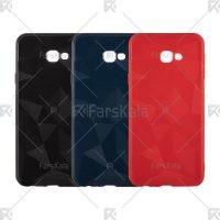 قاب محافظ ژله ای سامسونگ Diamond Silicone Case For Samsung Galaxy J4 PLUS