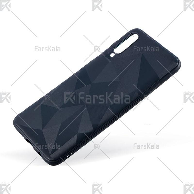 قاب محافظ ژله ای سامسونگ Diamond Silicone Case For Samsung Galaxy A70