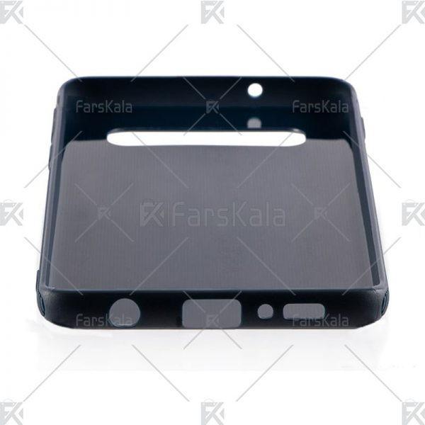 قاب محافظ ژله ای سامسونگ Diamond Silicone Case For Samsung Galaxy S10