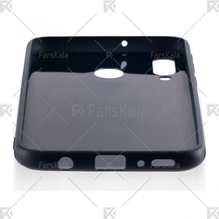 قاب محافظ ژله ای سامسونگ Diamond Silicone Case For Samsung Galaxy M30