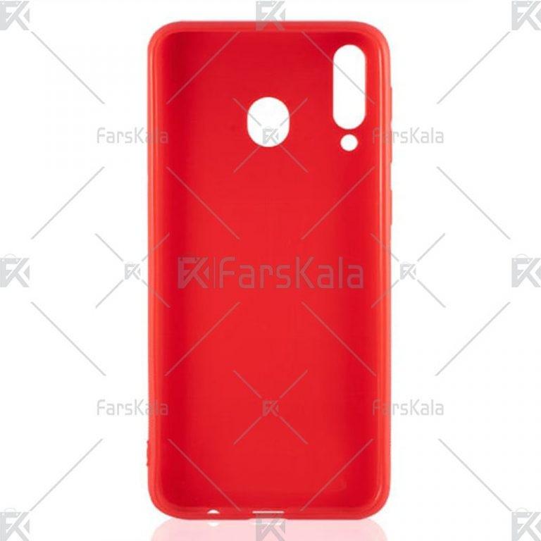 قاب محافظ ژله ای سامسونگ Diamond Silicone Case For Samsung Galaxy M30محافظ ژله ای سامسونگ Diamond Silicone Case For Samsung Galaxy M30