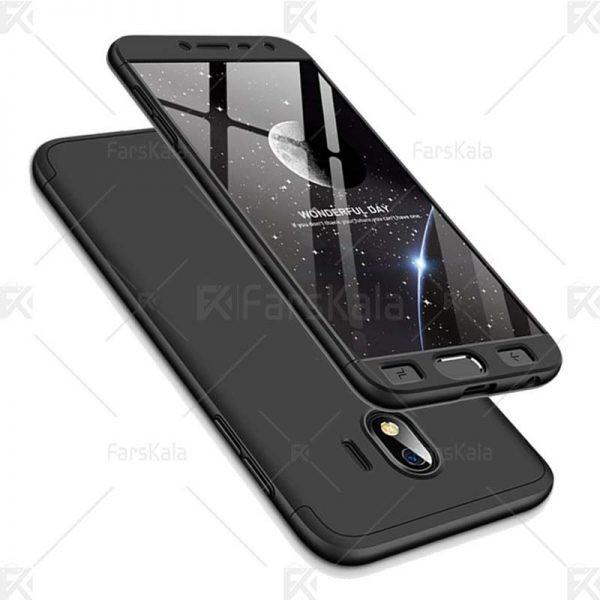 قاب محافظ با پوشش 360 درجه سامسونگ GKK FULL Case For Samsung Galaxy J2 Pro 2018 / Grand Prime Pro