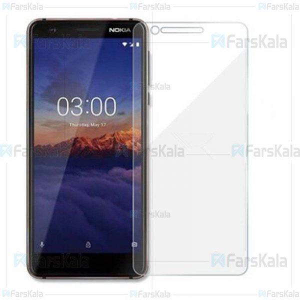 محافظ صفحه نمایش نانو نوکیا TPU Full Screen Protector For Nokia 3.1