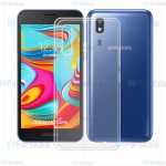 قاب محافظ ژله ای 5 گرمی کوکو سامسونگ Coco Clear Jelly Case For Samsung Galaxy A2 Core
