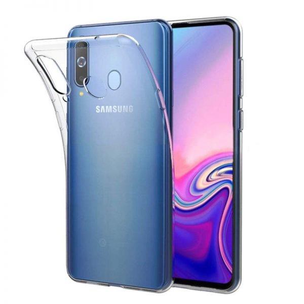 قاب محافظ ژله ای 5 گرمی کوکو سامسونگ Coco Clear Jelly Case For Samsung Galaxy A8s
