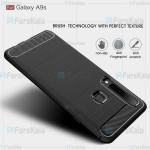 قاب محافظ ژله ای سامسونگ Fiber Carbon Rugged Armor Case For Samsung Galaxy A9s / A9 Star Pro / A9 2018