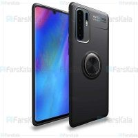 قاب محافظ ژله ای هواوی Becation A.F Magnetic Ring Case For Huawei P30 Pro
