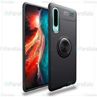 قاب محافظ ژله ای هواوی Becation A.F Magnetic Ring Case For Huawei P30