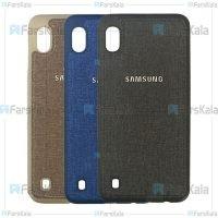 قاب محافظ طرح پارچه ای سامسونگ Cloth Case For Samsung Galaxy A10
