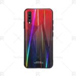 قاب محافظ لیزری رنگین کمانی سامسونگ Aurora Laser Case For Samsung Galaxy A70