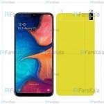محافظ صفحه نمایش نانو TPU Full Screen Protector For Samsung Galaxy A30 / A50 / M30