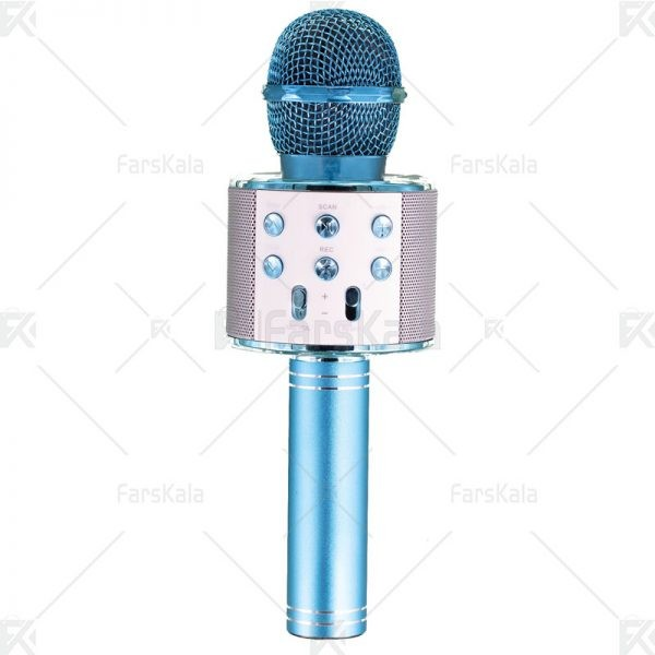 میکروفون و اسپیکر WSTER WS-858
