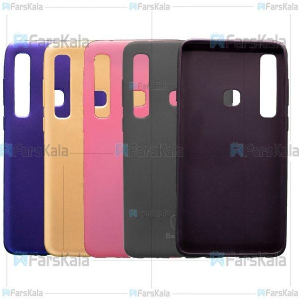 قاب محافظ ژله ای سیلیکونی بیسوس سامسونگ Baseus Soft Silicone Case For Samsung Galaxy A9s/ A9 Star Pro/ A9 2018