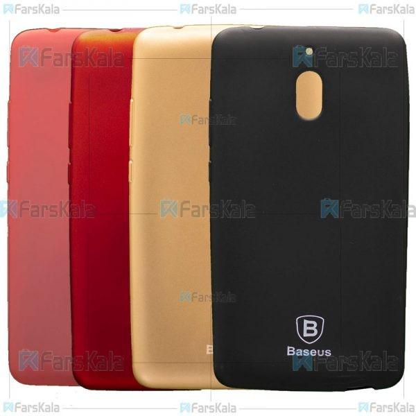 قاب محافظ ژله ای سیلیکونی بیسوس نوکیا Baseus Soft Silicone Case For Nokia 2.1