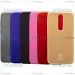 قاب محافظ ژله ای سیلیکونی بیسوس نوکیا Baseus Soft Silicone Case For Nokia X5 / 5.1 Plus