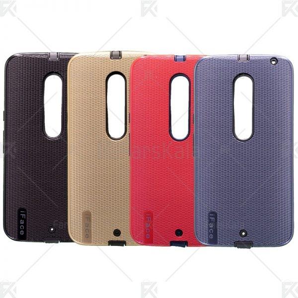 قاب محافظ آی فیس موتورولا iFace Case For Motorola Moto X Style