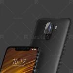 محافظ لنز دوربین Camera Lens Glass Protector For Xiaomi Pocophone F1