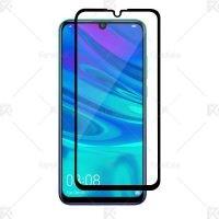 محافظ صفحه نمایش تمام چسب با پوشش کامل Full Glass Screen Protector For Huawei P Smart Plus 2019 / Enjoy 9S
