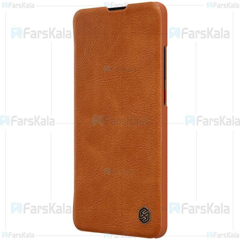 کیف محافظ چرمی نیلکین شیائومی Nillkin Qin Case For Xiaomi Redmi K20 / K20 Pro