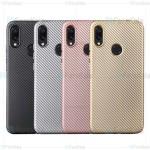 قاب محافظ ژله ای هایمن شیائومی Haimen Carbon Fiber Case For Xiaomi Redmi Note 7 / Note 7 Pro