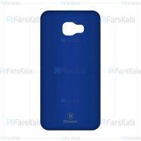 قاب محافظ ژله ای سیلیکونی بیسوس Baseus Soft Silicone Case For Samsung Galaxy A7 2017